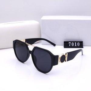 4371 Gözlük Güneş Gözlüğü Güneş Phantos Rdthzs 58mm Tasarımcı Erkek Marka Moda Metal Kadın Polarize Cam Gözlük Erkekler Güneş Gözlüğü Lensler P QMDW