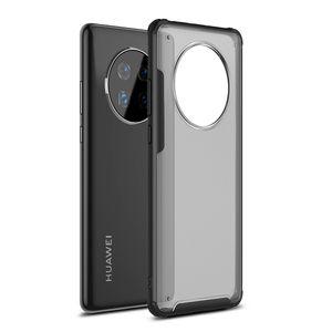 Противопутный защитный чехол для телефона для Huawei Mate 40 Mate 30 Pro матовый чехол для Huawei P40 Pro P30 Lite Nova7i Nova6 Coque