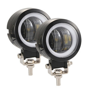 4x4 accessories 3 inch 20W led light Car Auto SUV ATV 4WD Off Road LED working Driving Fog Lamp for tractor