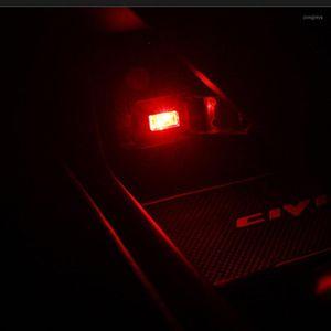 1 Coche USB LED Luz decorativa Universal para Mini One Cooper R50 R52 SEAT IBIZA LEON TOLEDO AROSA ALHAMBRA EXEO1