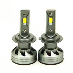 canbus LED H4 H7 H1 LED Headlight Bulbs H11 12V 9005 9006 H3 9012 error free Car lamp 6000k1