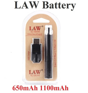 Law Preheating VV Battery 1100mah Vape Pen Kits 650mAh O Pen Bud Touch Variable Voltage Vape Battery With USB Charger Blister Package Kits