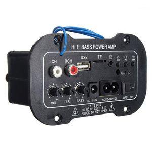 Автомобиль Bluetooth HiFi Mini Multimedia Player Автомобиль Радио MP3 Музыкальный проигрыватель Поддержка USB TF Card U Диск Стерео Audio AMP Digital1
