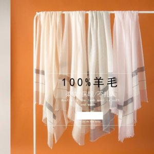 xvNLQ 2020 new autumn and winter color matching 200 rings velvet and smooth scarves scarf Ring scarf fashion scarves for women