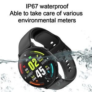 1.3-inch C6 smartwatch with hd screen, ECG, heart rate and blood pressure control, waterproof call, IP 67 and Bluetooth