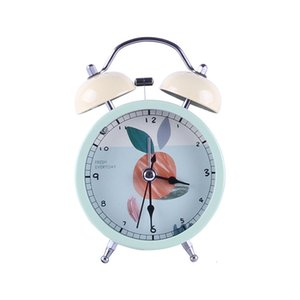 Creative Simple Little Alarm for Student Children Clock Cute Cartoon