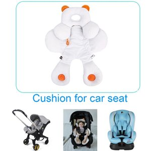 Cotton Cushion Baby Stroller Accessories Doona Car Seat Mattress Pad Breathable Soft Diaper Urine Mat Pillow Cover Protector 201021