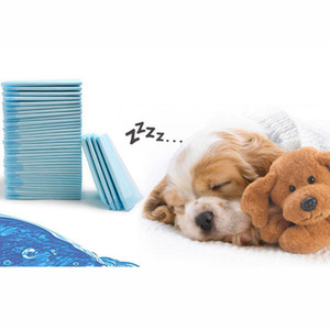 Pet Köpek Değiştirme Mat Süper Emici Bezi Kedi Eğitim İşe Ped Mat Köpek Nappy Pet Temizleme Köpek Bezi İdrar Yatak VT1995