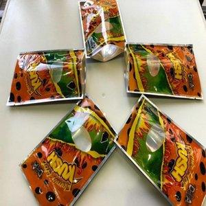 Flamin Hot Kush Resealable vazio Mylar Bolsas cookies Califórnia Sf 8ª 3.5-7g Mylar Childproof Bags toque de pele Runtz Package Embalagem wmtCvf