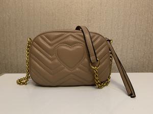 Diseñador A4 nuevo de las mujeres bolso de la manera famosa discoteca de hombro de las mujeres del bolso de la borla de bolsas de SOHO 308364 envío