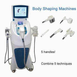 Corporal contorno emagrecimento vácuo ultra rf forma corporal cavitação maquina face massage roller spa máquina magro