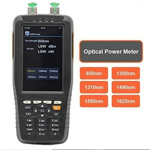 TM70B PON POWER METER, 10MW Visual Fault Locator Fiber 광학 파워 미터, PON Network1 용 테스터 1 테스터 3