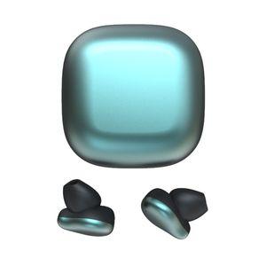 New wireless bluetooth headset touch metal aluminum alloy tws bluetooth headset universal mini type free shipping