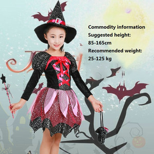 New Fashion Halloween performance Costume Cap Wizard Witch Hat Party Cosplay Props Clear Hats for Adults Kids Clacks DDE2304