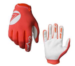2019 allegato 7 Sette Moto Motocross guanti dito completa moto che corrono i guanti traspirante Equitazione Guanti Bmx Mx Glove