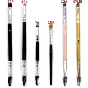 HOT Makeup Brushes Makeup Brush double eyebrow brush head brush shipping+Gift