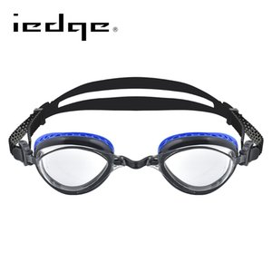 LANE4 Professional Swimming Goggles Anti-Fog UV Protection Fitness & Training Hydrodynamic Design For Adults #Eyewear Q0112