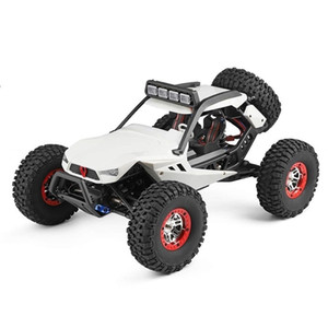 Wltoys 12429 4WD 1 12 Electric Climbing High-speed Off-road Vehicle Simulation Car Remote Car 201223