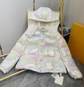 Moncler hochwertige Original Marke Stil klassische Frau Radium Strahlung Modedesigner Winter warme Enten Daunenjacke