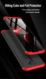 3-in-1 360 Phone Case For Xiaomi Poco X2 M2 Note 10 Lite For Redmi Note 9 Pro Max 9S 10X Pro K30 Full Cover