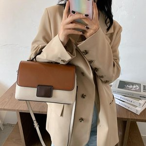 Fashion Bags Bags Women's Crossbody Fashion Messenger A Main Femme Leather Totes 2021 Purse Shoulder Female Bag Sac Handbags New Tfrrx