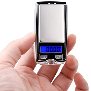 Весы Вес Весы Mini Lcd Электронные цифровые весы Карманные ювелирные изделия золото Взвешивание граммами 100g * 0 .01g 200g * 0 .01g