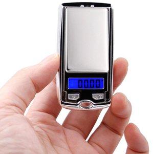 Balance-Gewicht-Skala Mini-LCD-elektronische Digital-Taschen-Skala-Schmucksache-Gold Gewichtung-Gramm-Skala 100g * 0 .01g 200g * 0 .01g