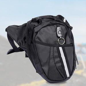 waist bag Outdoor leg bag man Motorcycle Waist Pack Bag Unisex Fanny Thigh Belt Bike Bags