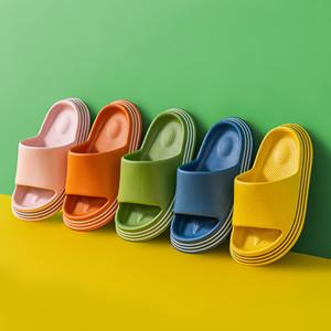 Kids Slippers Indoor Home Children Shoes Antislip Boy Girls 5 Years Baby Summer Toddler Flip Flops
