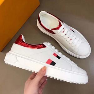 Новые мужские и женские плоские дно повседневные туфли холст спортивные туфли бегать обувь наклонные белые технологии KNI SHOUT008 264153