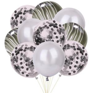 10pcs 12inch Latex Air Balloons Happy Birthday Party Decoration Wedding Helium Ballon Valentine's Day Baby Boy Girl Kids Rose jllBhF