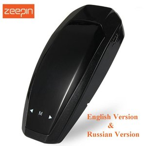 Universal VB Car Trucker Speed Voice Alert Warning Full Band Auto Touching Key for English Russian1