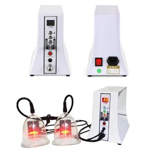 Hot sales Vacuum Breast Enhancement Machine infrared Butt Lifting Hip Lift Breast Massage Body cupping infrared therapy machine