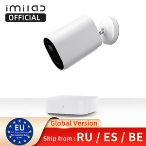 Wireless For Xiaomi IMILAB EC2 Wire-Free Ip & Gateway Wifi 1080P Security CCTV Video Surveillance Camera LJ201209