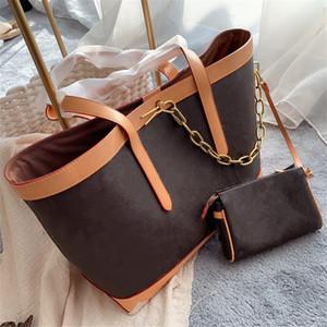 Sıcak Satış Klasik Tasarımcı Bayan Çanta Moda Büyük Kapasiteli Kadın Çanta Lüks Çanta Deri Zincir Çanta Crossbody ve Omuz Çantaları