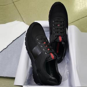 Nova América da Copa Xl Leather Sneakers Homens de alta qualidade de couro real Plano Trainers Preto Azul Lace-up Shoes Casual Outdoor Runner Formadores
