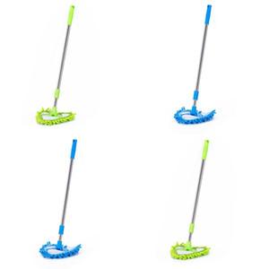 Tragbares Mopp-Dreieck Bodenwischküche skalierbar Mini Bequemer Reinigungswerkzeug Glas Frau Mann Mops liefert 5 5YT K3