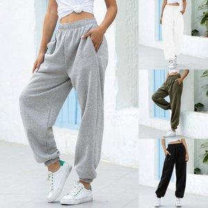 Loose Joggers Wide Leg SweatPants Women Trousers Plus Size Soft High Waist Pants Streetwear Korean Casual Yoga Pant Femme