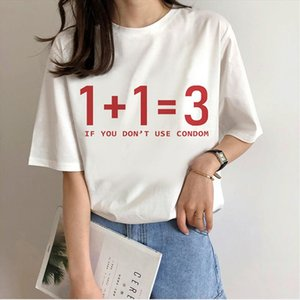 New 2020Funny Finger Print Women Tshirt Harajuku Casual Vogue T Shirt For Lady Girl Top Tee Hipster Three Colors To Chose