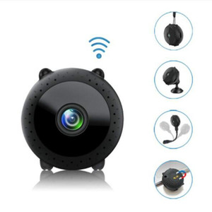 Wireless Surveillance Home Security P2P Mini Cam 2020 New Wifi Mini Camera Night Vision 1080P Baby Monitor