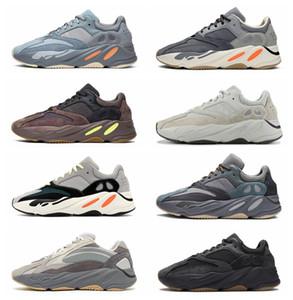 2021 700 Wave Runner Mauve Kanye West Wave Statische Schuhe Männer Frauen S Schwarz Weiß Blau Grau Sport Designer Leichtathletik Sneakers 36-46 Wave yeezy yeezys yezzy