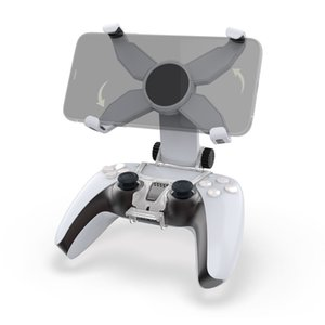 NEW PS5 Controller Phone Game Stand Adjustable Gamepads Mobile Stands For PlayStation 5 Accessories Q0104