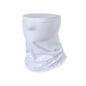DIY stampabile disegnare la sciarpa magica sciarpa sublimazione blanks collo ghetta multi funzione all'aperto ciclismo sport maschera morbida confortevole 4 75yp n2