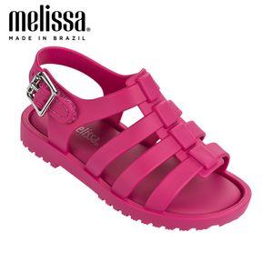Mini Melissa Classic Roman Boys Girls Jelly Shoes 2020 Новая Летняя Бич Обувь Мелисса Сандалии Дети Сандалии Девушки Девочки Sandal Q0112