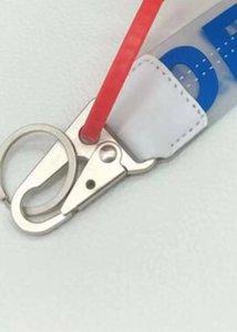 2019 new 20 cm long cold wall Transparent Key buckle Mens Hip hop belt Pendant Streetwear Skateboards Rock Punk Cool Special accessories