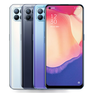 "Original Oppo Reno 4 SE 5G Handy 8 GB RAM 128 GB 256 GB ROM MTK 720 Octa Kernandroid 6,43"" AMOLED 48MP Face ID Fingerabdruck-Handy"