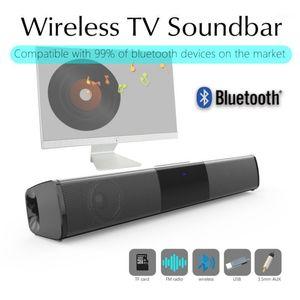 Bluetooth Wireless TV Soundbar 2 Speaker 3D Sound Bar Home Theater Subwoofer 10-Inch 10 Wa5.0 Channel AUDIO Soundbar1