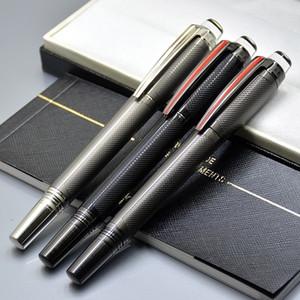 Лучшие высококачественные городские скорости серии Rollerball ручка шариковая ручка PVD-покрываемая фитинги и почесываемые поверхности офисные принадлежности с серильным номером
