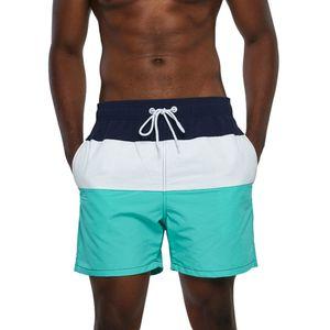 Escatch Brand Swimsuit Men's Swimming Trunks Quick Dry Surf Beach Shorts Sport Swimwear Men Boardshorts Man Gym Bermuda Swimsuit