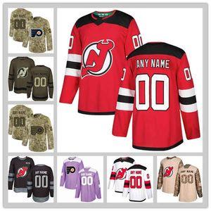 2021 retro retro hoodie Jack Hughes Jersey New Jersey Devils P.K. Subban Miles Wood Travis Zajac Nico Hischier Cory Schneider